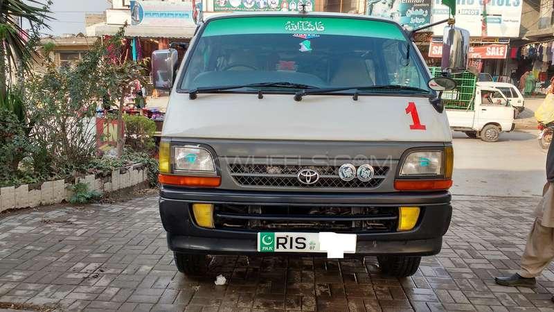 Toyota Hiace 2004 Image-1