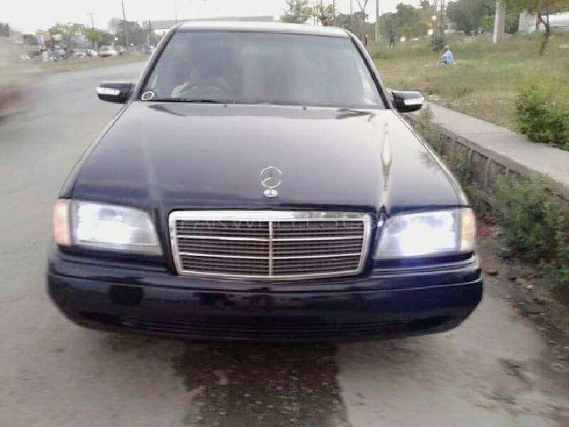 Mercedes Benz C Class 1995 Image-1