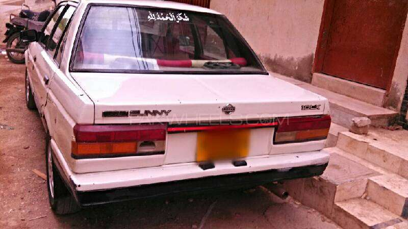 Nissan Sunny LX 1986 Image-3