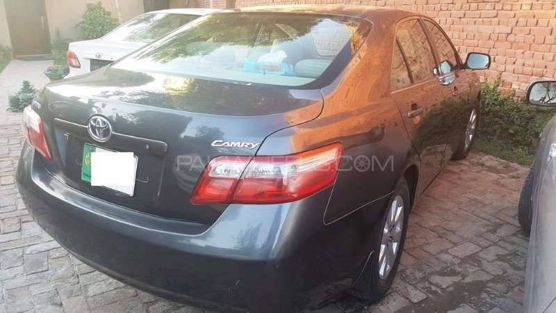 Toyota Camry Up-Spec Automatic 2.4 2008 Image-4