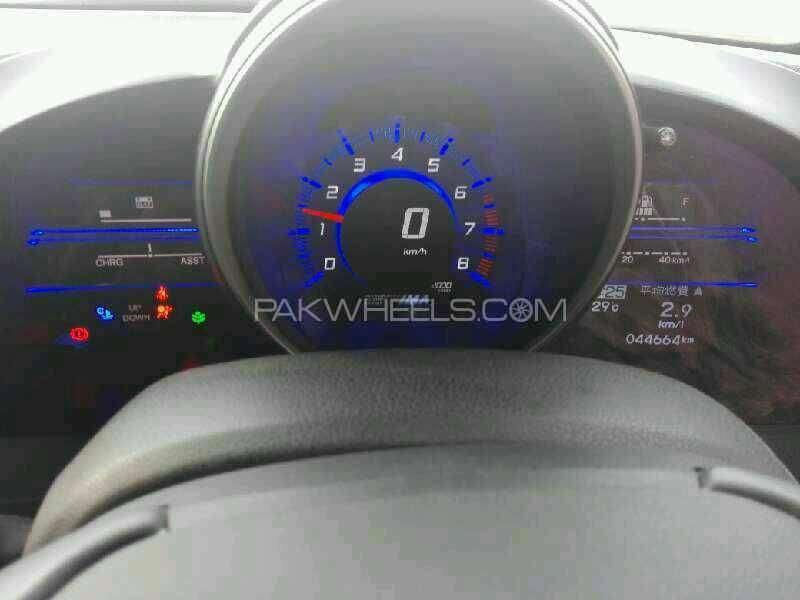 Honda CR-Z Sports Hybrid 2011 Image-11