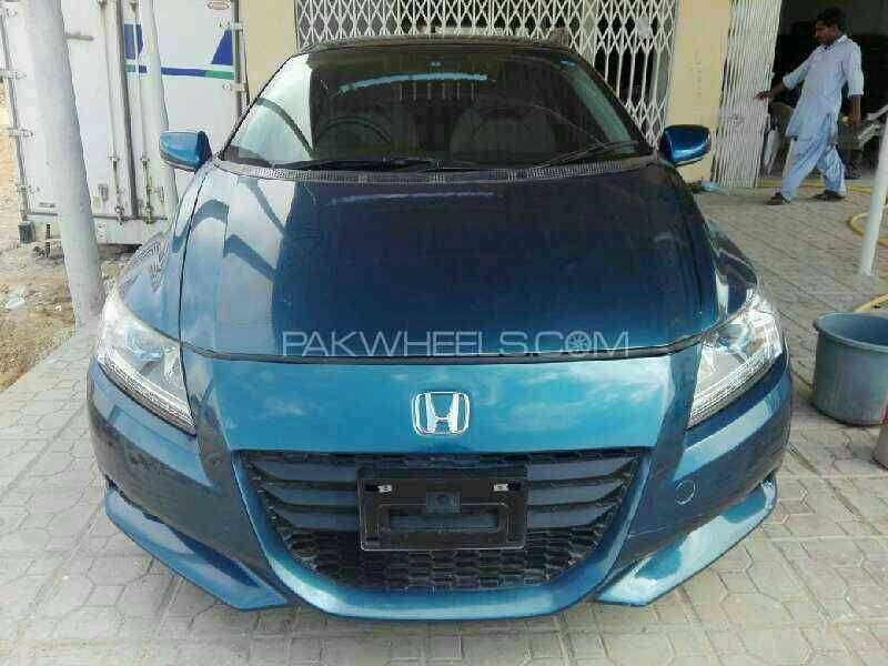 Honda CR-Z Sports Hybrid 2011 Image-12