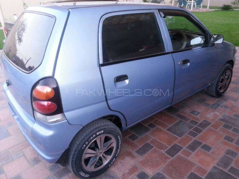Suzuki Alto VXR 2006 Image-4