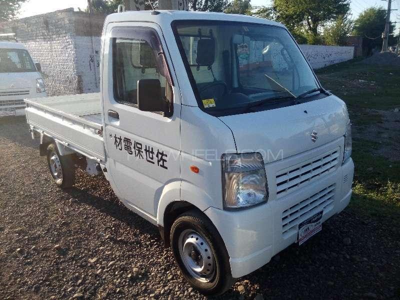 Suzuki Carry 2011 Image-1