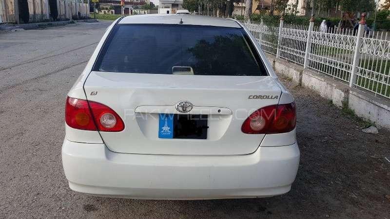 Toyota Corolla GLi 1.3 2004 Image-4