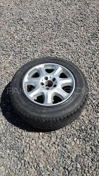 Mercedez bullet proof tyres Image-1