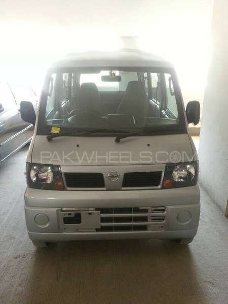 Nissan Clipper E Four Special Pack 2011 Image-11