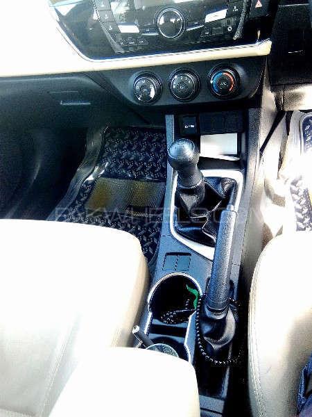 Toyota Corolla GLi 1.3 VVTi 2014 Image-8