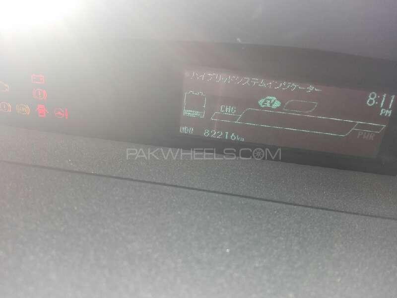 Toyota Prius G 1.8 2013 Image-4