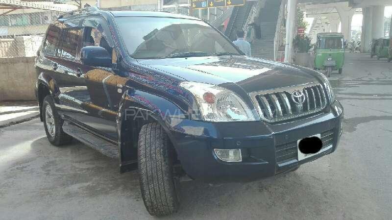 Toyota Prado 2008 Image-2