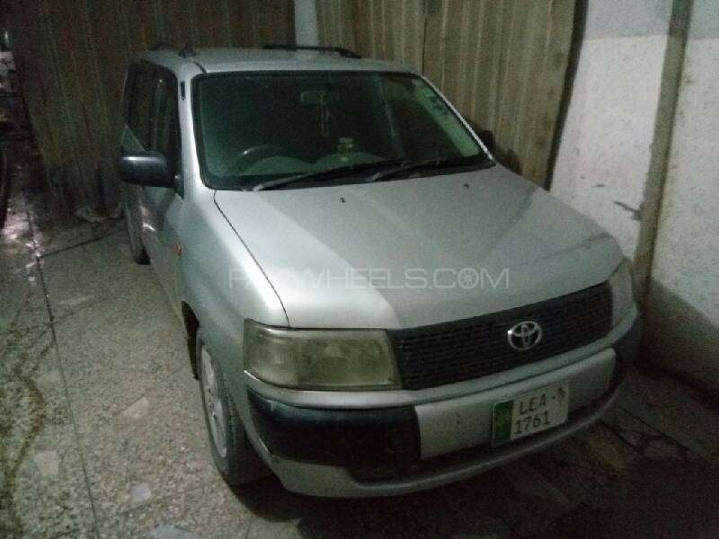 Toyota Probox F Extra Package 2006 Image-1