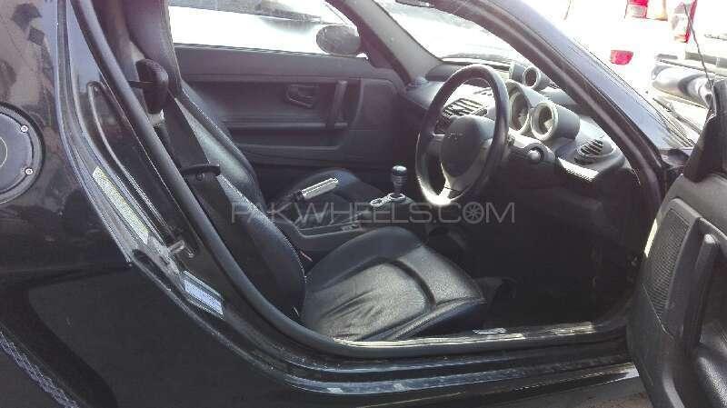 Mercedes Benz Smart 2005 Image-4