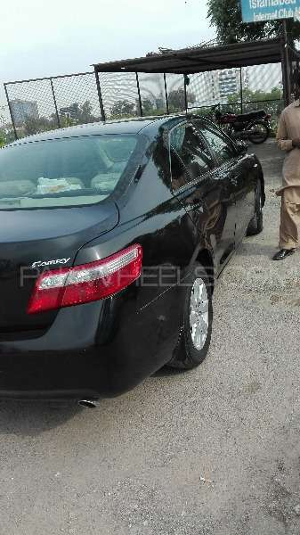 Toyota Camry Up-Spec Automatic 2.4 2007 Image-3