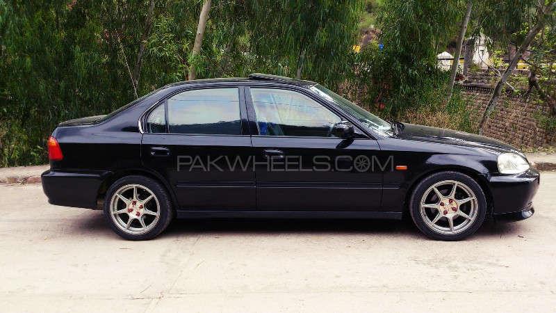 Honda Civic VTi Oriel 1.6 2000 Image-3