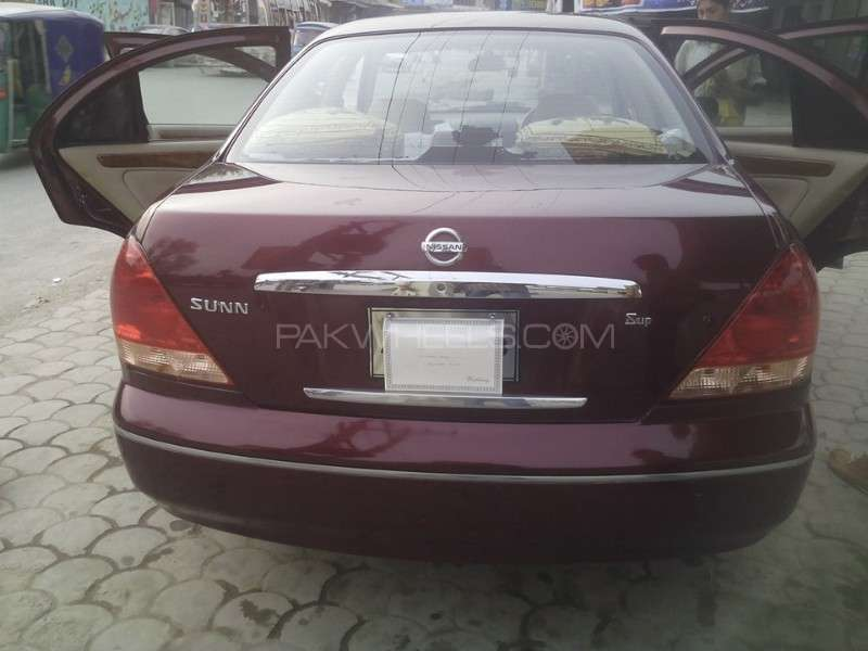 nissan sunny super saloon 1 6 2010 for sale in islamabad pakwheels