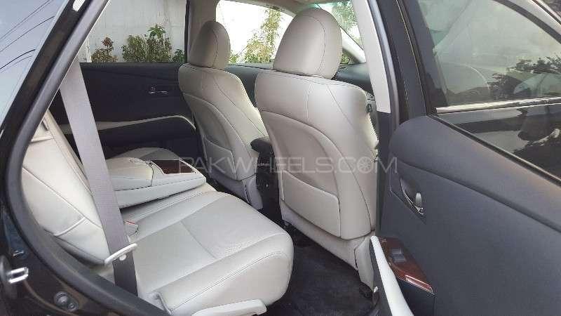 Lexus RX Series 450H 2011 Image-10