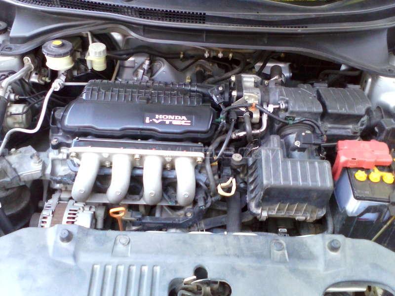 Honda City i-VTEC 2009 Image-8