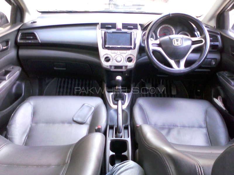 Honda City i-VTEC 2009 Image-10