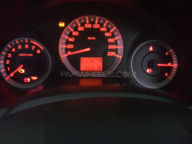 Honda City i-VTEC 2009 Image-12