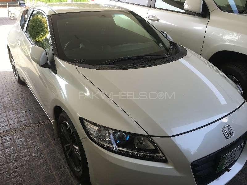Honda CR-Z Sports Hybrid 2012 Image-2