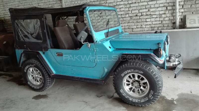 Jeep M 151 Standard 1987 Image-3