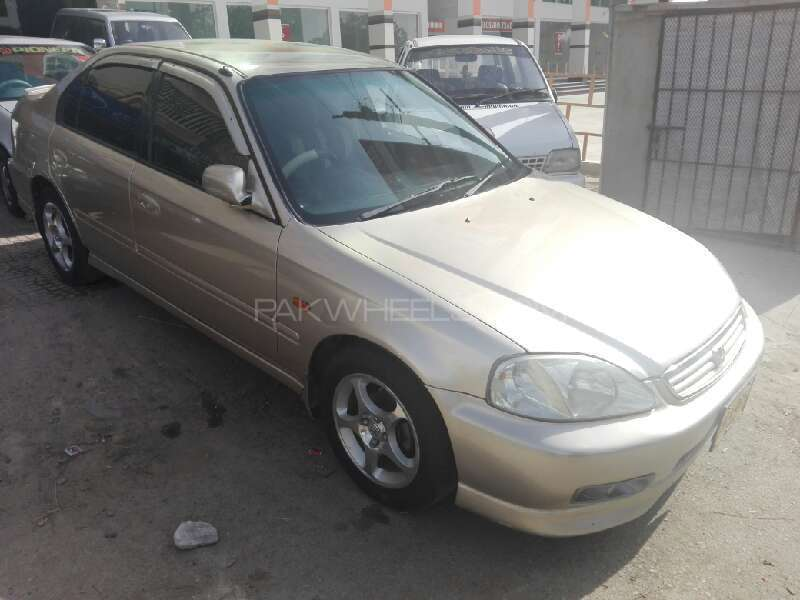 Honda Civic EXi 1999 Image-2