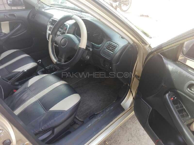 Honda Civic EXi 1999 Image-3