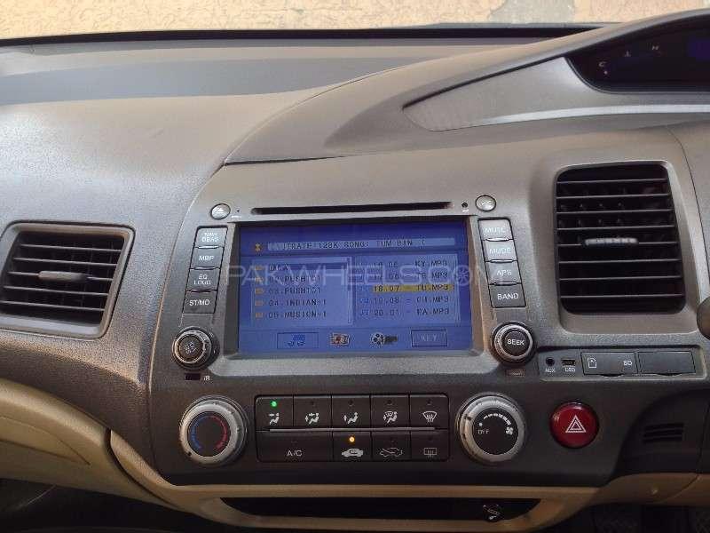 Honda Civic VTi Oriel 1.8 i-VTEC 2010 Image-4