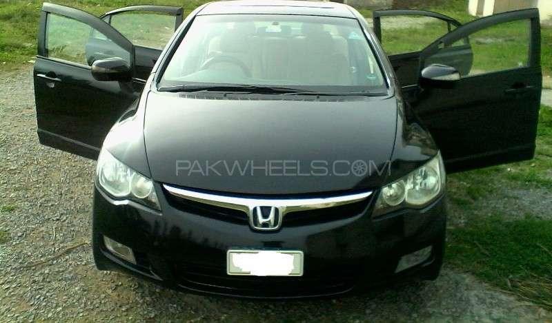 Honda Civic VTi Oriel 1.8 i-VTEC 2010 Image-2
