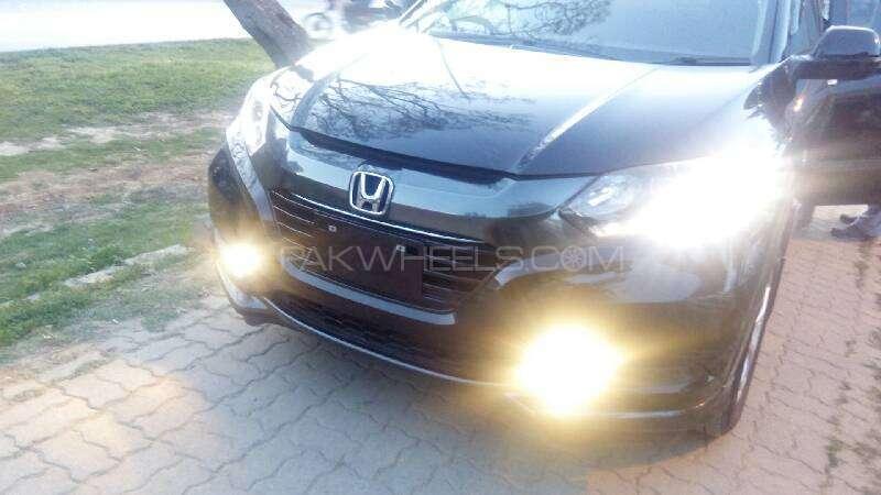 Honda Vezel Hybrid X L Package 2014 Image-13