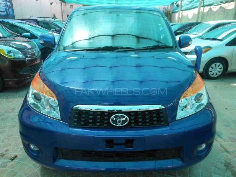 Toyota Rush G 2010 Image-1