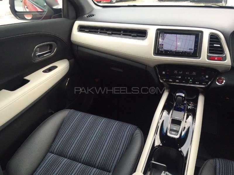 Honda Vezel G 2015 Image-4