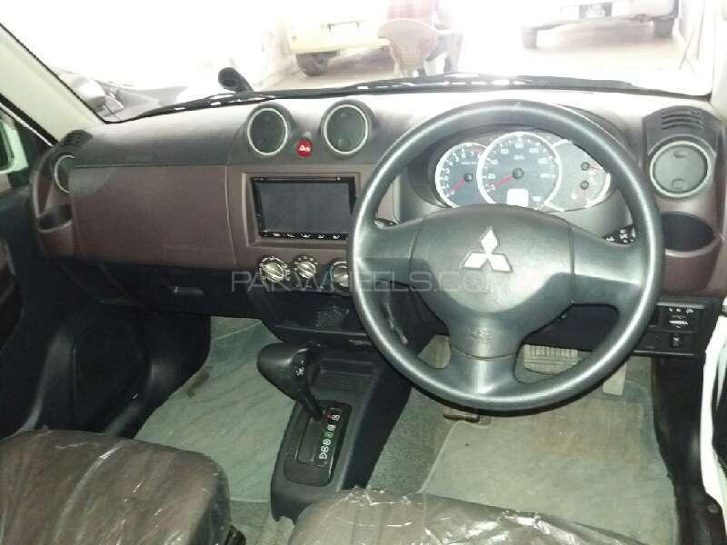 Mitsubishi Pajero Mini 2009 Image-5