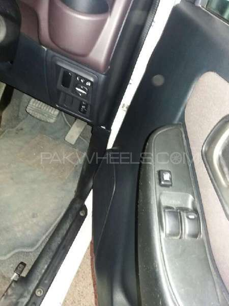 Mitsubishi Pajero Mini 2009 Image-8