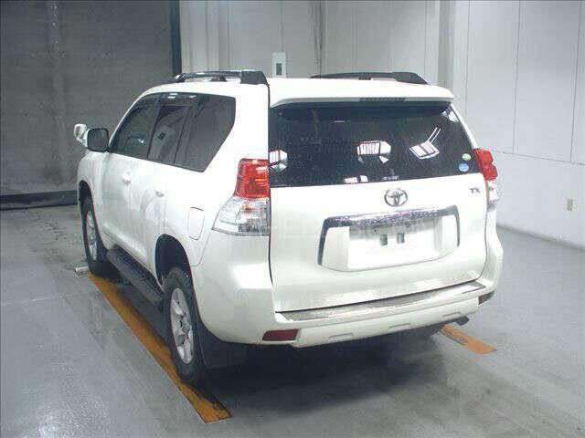 Toyota Prado TX 2.7 2011 Image-2