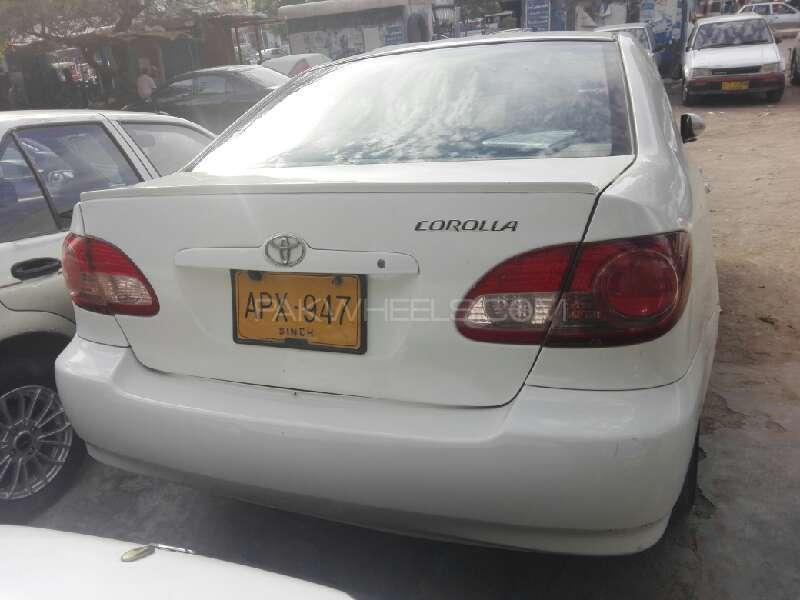 Toyota Corolla XLi VVTi 2009 Image-6