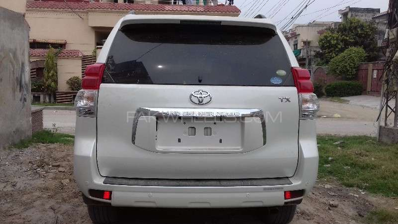 Toyota Prado TX 2.7 2012 Image-6