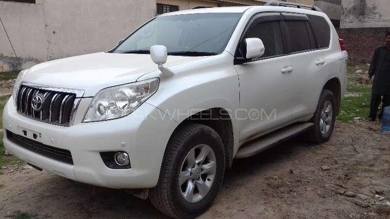 Toyota Prado TX L Package 2.7 2012 Image-1