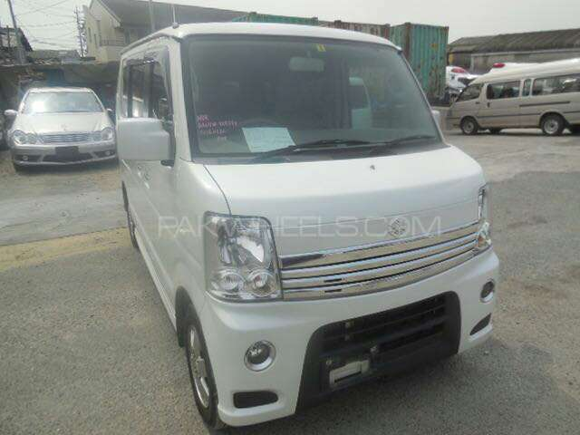 Suzuki Every Wagon PZ Turbo 2012 Image-3