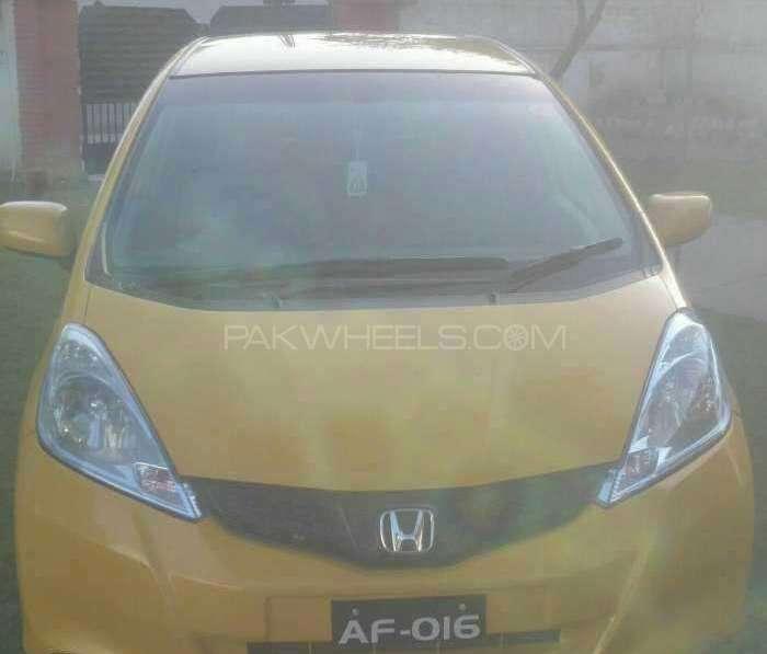 Honda Fit Hybrid Base Grade 1.3 2011 Image-1