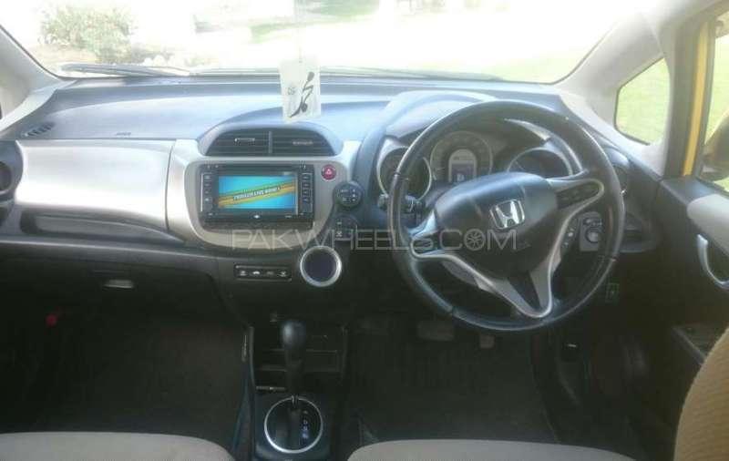Honda Fit Hybrid Base Grade 1.3 2011 Image-7