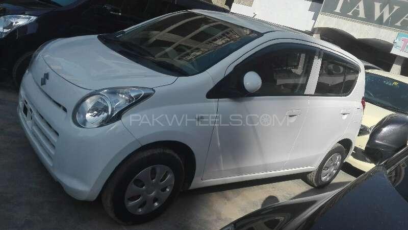 Suzuki Alto 2012 Image-2