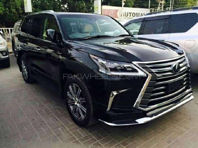 Lexus LX Series LX570 2016 Image-7