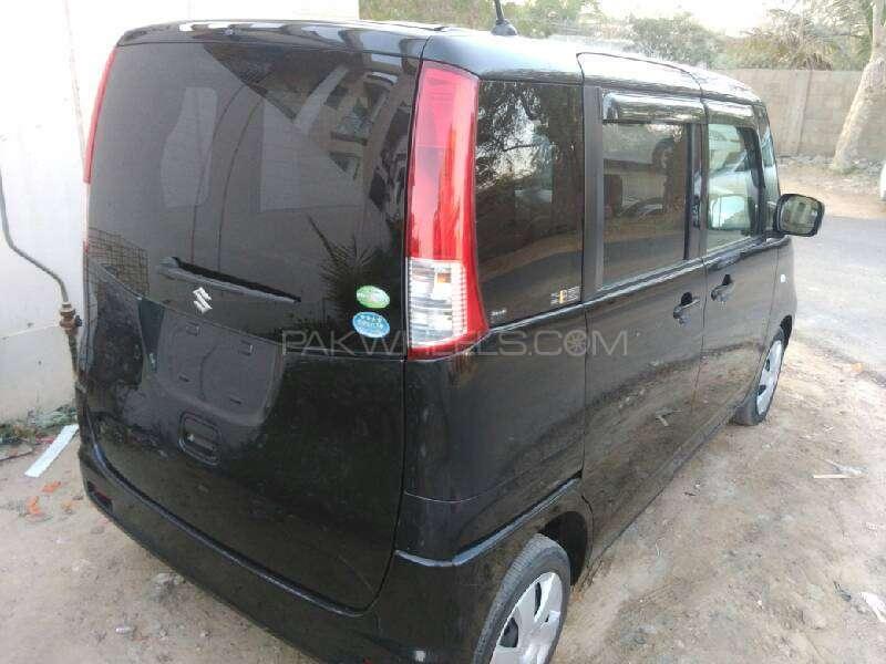 Suzuki Palette Limited ll 2012 Image-6