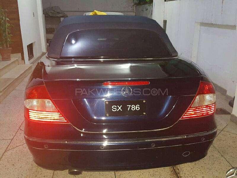Mercedes Benz CLK Class CLK200 Kompressor Cabriolet 2006 Image-5