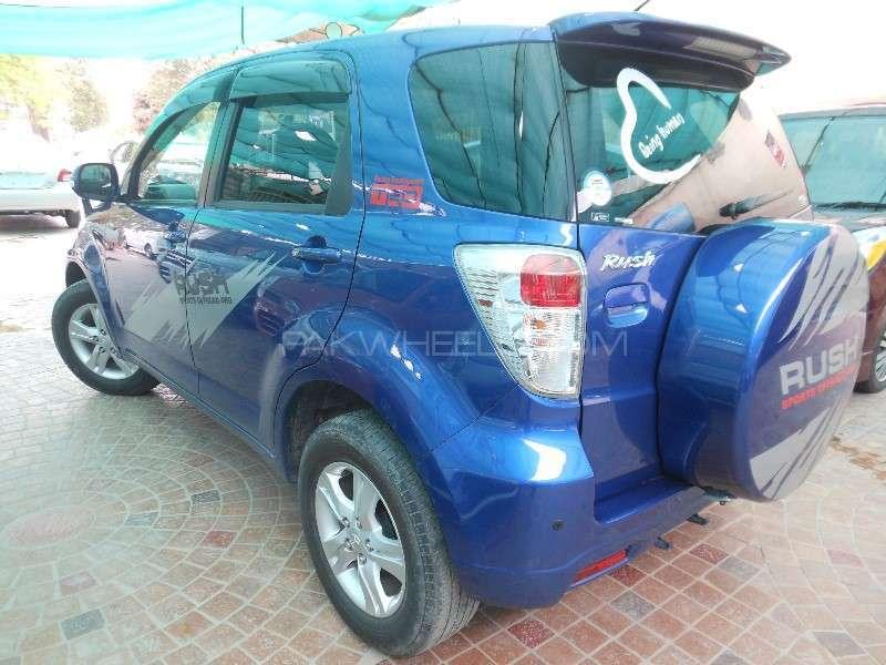 Toyota Rush G 2010 Image-5