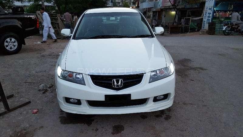 Honda Accord CL9 2004 Image-1