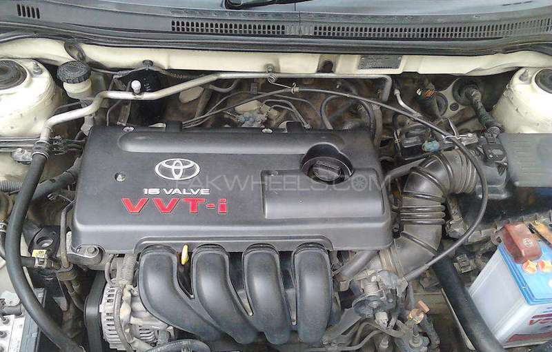 Toyota Corolla Altis Automatic 1.8 2006 Image-2