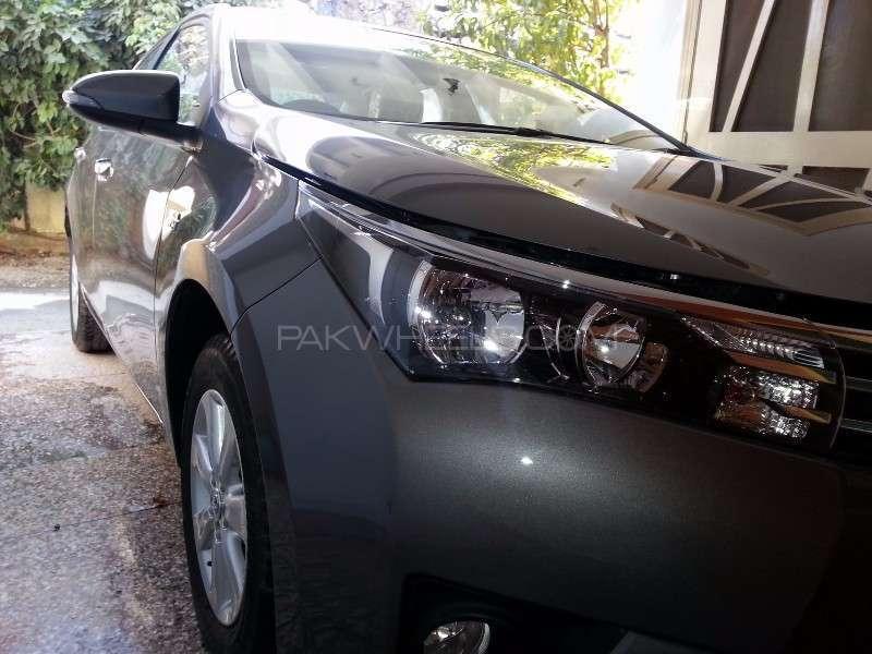 Toyota Corolla Altis Grande CVT-i 1.8 2014 Image-4