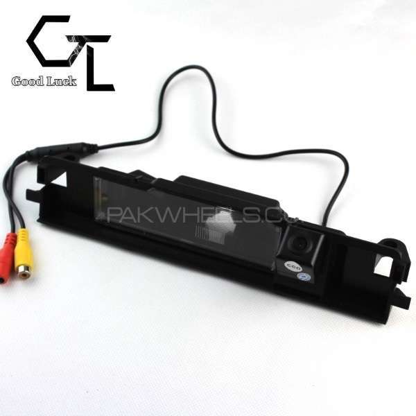 Genuine reversing  camera for Toyota Vitz  Image-1
